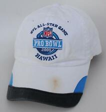 """""""NFL ALL-STAR GAME"""" """"PRO BOWL 2009"""" """"HAWAII"""" One Size Fits All Baseball Cap Hat"""