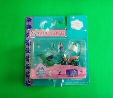 New Trendmasters Polly Pocket Starcastle Garden Coach 1996