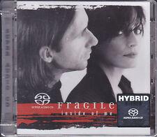 """""""Fragile - Inside Of Me"""" Audiophile Hybrid Stereo DSD SACD Germany CD New Sealed"""