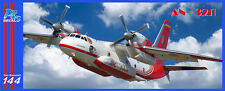 PAS MODELS 14424 TRANSPORT AIRCRAFT ANTONOV AN-32P SCALE MODEL KIT 1/144 NEW