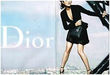 Publicité Advertising 2008 (2 pages ) Sac à main Christian Dior marion Cotillard