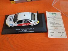 ONYX CHEVROLET VECTRA SUDAM 98 LIMITED EDITION N°1122 /2000 SCALA 1:43 NUOVO