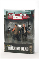 Daryl & Merle Dixon 2-Pack The Walking Dead AMC TV Action Horror Figur McFarlane