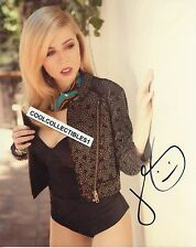 "JENNETTE MCCURDY IN PERSON SIGNED 8X10 COLOR PHOTO ""PROOF"""
