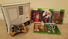 Microsoft Xbox 360 Limited Edition Star Wars Bundle 320GB and Shootemup Games