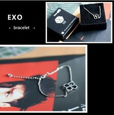 KPOP EXO Album EX'ACT bracelet charm Chain jewelry in Box Gift Fans support New
