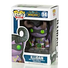 Funko Pop Games World Of Warcraft Demon Hunter Illidan Vinyl Action Figure Toy