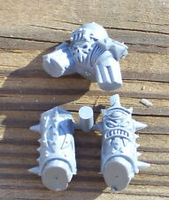 40K Chaos Space Marine Terminator Lord Legs Bits