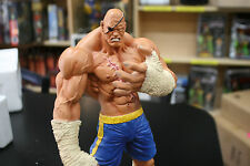 Street Fighter State Of The Art Toys SAGAT Resin Statue