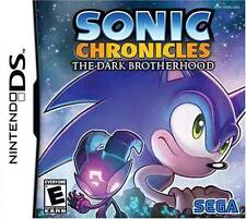 Sonic Chronicles: The Dark Brotherhood - Nintendo DS