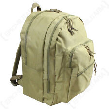 COYOTE Day Pack RUCKSACK Small 25L BACKPACK - Military Camouflage School Bag