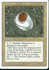 MAGIC THE GATHERING REVISED ARTIFACT ALADDIN'S RING