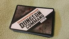 Order Card deck from Heart of Cormyr Dungeon Command Dungeons and Dragons D&D