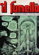 IL FUMETTO rivista ANAF N.22 /1976 al capp prince valiant crepax cavazzano