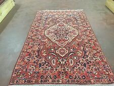 Great Deal Beautiful Hand Knotted Bakhtiari  Persian Rug Carpet  5x7,5'x8'3''