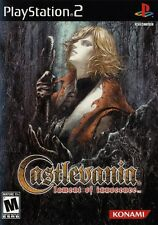 Castlevania: Lament of Innocence - Playstation 2 Game Complete