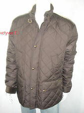 NWT $365 Polo RALPH LAUREN Cadwell Quilted Bomber Hunting Jacket Brown Size  2XB