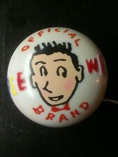 Pee Wee Hermen YoYo  MAKE AN OFFER!