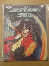 DISTANT SOIL #2 FN WARP GRAPHICS US MAGAZINE
