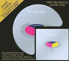 Yes 90125 Audio Fidelity Gold CD Numbered Limited Edition Gold Disc HDCD New