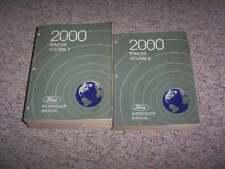 2000 Ford Ranger Pickup Truck Shop Service Repair Manual XL XLT 3.0L 2.5L V6
