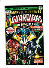 """Marvel Presents No.3  : 1976 :   : """"The Power Of Starhawk!"""" :"""