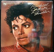 "MICHAEL JACKSON ""THRILLER"" 12"" LP •••SEALED•••"