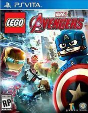 LEGO MARVELS AVENGERS VITA ACTION NEW VIDEO GAME