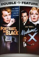 Portrait in Black/Madame X [2 Discs] (2008, REGION 1 DVD New) WS
