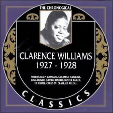 1927-1928 by Clarence Williams-CLASSICS CD NEW