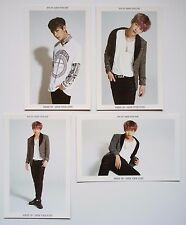 Set of 4 BTS V JAPAN Official Photo Card WAKE UP Japan Tour bangtan boys