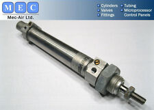 Univer Double Acting Cylinder, M100-16-50, 16 mm Bore, 50 mm Stroke.