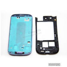 Samsung Galaxy S3 i9300 Full Housing Cover Back Battery Door BLUE