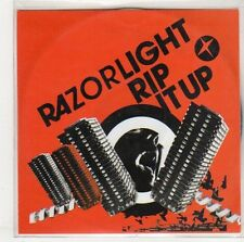 (ER27) Razorlight, Rip It Up - 2003 DJ CD