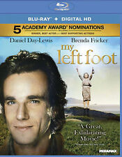 My Left Foot (Blu-ray Disc, 2015)