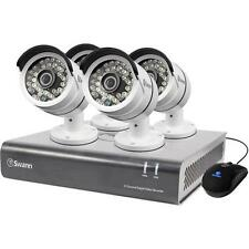 Swann SWDVK-846004-US 4 Camera 8 Channel Video Security System