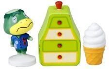 Animal Crossing New Leaf Kapp'n Stamp Figure and Furniture Set