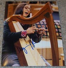 MAYIM BIALIK SIGNED THE BIG BANG THEORY 8x10 PHOTO D w/PROOF AUTOGRAPH BLOSSOM