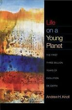 Life on a Young Planet: The First Three Billion Years of Evolution on Earth (Pr