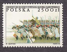 POLAND 1994 **MNH SC#3206 Battle of Raclawice 1794 (II) Kosciuszko Uprising