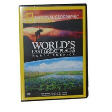 National Geographic: World's Last Great Places: North America DVD