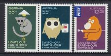 Australia 2009 Earth Hour Stamp Set (3095/98)