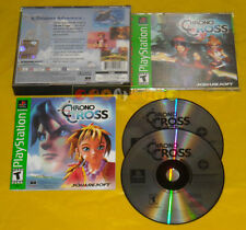 CHRONO CROSS Ps1 Versione NTSC Americana »»»»» COMPLETO