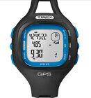 Timex Unisex T5K639 Marathon GPS Training Watch HOT 2014 Edition - BLUE TRIM!