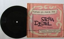SACHA DISTEL  45 Tours FLEXI REVUE MUSIC HALL GARDE CA POUR TOI  JACK ELLIOT