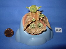 Star Wars 1999 YODA with Jedi Council Chair Episode 1, 3.75 inch Figure COMPLETE