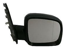 VW Caddy 2004-2010 Espejo Ala Puerta Manual RH O/S lado derecho del lado del conductor