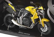 HONDA CB1000R AUTOMAXX 1:12 60110 DIECAST MODEL GOLD BLACK