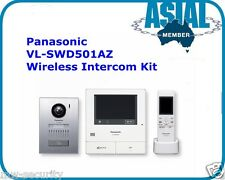 Panasonic VL-SWD501AZ Wireless Video Intercom Kit 5'' Touch Screen