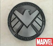 V2z Marvel Comics Agents of SHIELD S.H.I.E.L.D Logo BELT BUCKLE  Avengers
